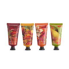 Simple Pleasures Harvest Scented Hand Creams 4-Pack