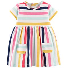Baby Girl Carter's Striped Dress