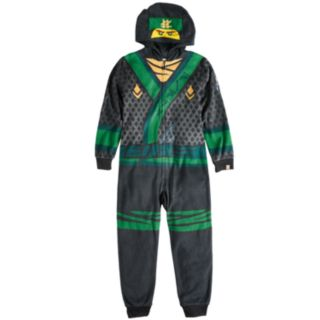 Boys 4-12 Lego Ninjago Union Suit