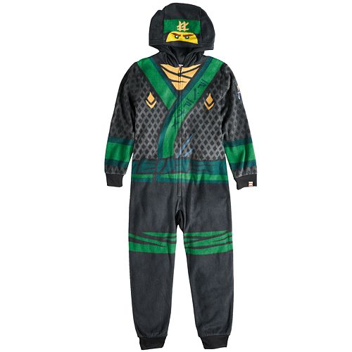 Boys 4-12 Lego Ninjago Union Suit