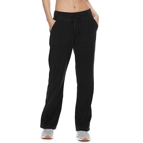 Women's Tek Gear® Microfleece Sweatpants