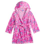 Disney's The Nutcracker and the Four Realms Girls 4-10 Sugar Plum Fairy Hooded Robe