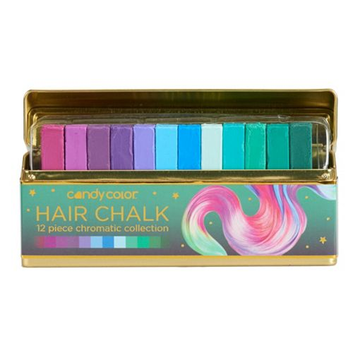 Candy Color Hair Chalk - Vibrant Collection