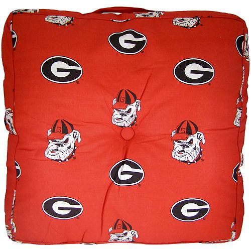 Georgia Bulldogs Floor Pillow or Pet Bed