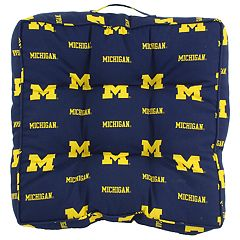 Michigan Wolverines Floor Pillow or Pet Bed