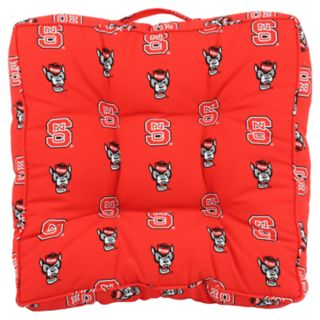 North Carolina State Wolfpack Floor Pillow or Pet Bed