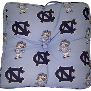 North Carolina Tar Heels Floor Pillow or Pet Bed