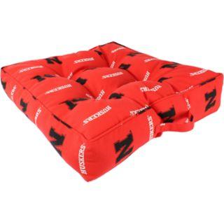 Nebraska Cornhuskers Floor Pillow or Pet Bed
