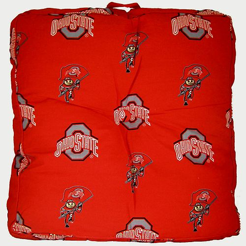 Ohio State Buckeyes Floor Pillow or Pet Bed