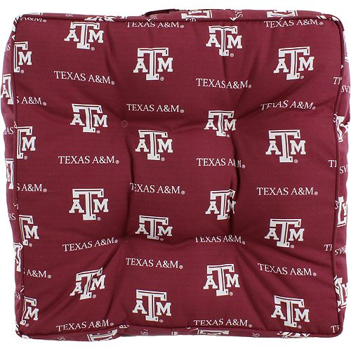 Texas A&M Aggies Floor Pillow or Pet Bed