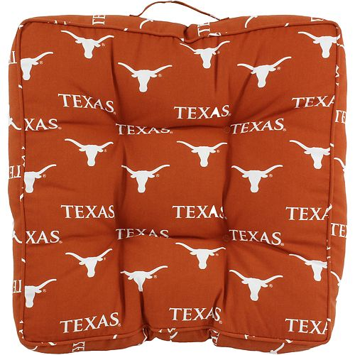 Texas Longhorns Floor Pillow or Pet Bed