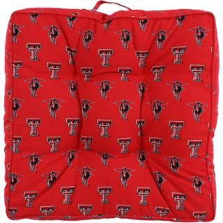 Texas Tech Red Raiders Floor Pillow or Pet Bed