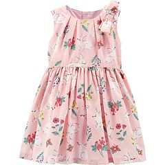 Baby Girl Carter's Bunny Dress