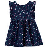 Baby Girl Carter's Cherries Dress