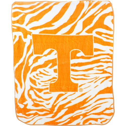 Tennessee Volunteers Soft Raschel Throw Blanket
