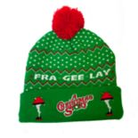 "A Christmas Story ""Fra-Gee-Lay"" Fairisle Light-Up Beanie"