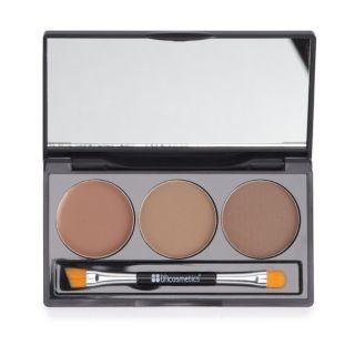 BH Cosmetics Flawless Brow Trio Brow Defining Kit