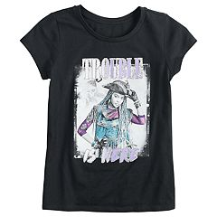 Disney's Descendants Girls 7-16 'Trouble Is Here' Graphic Tee