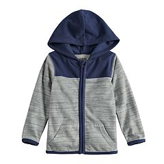 Toddler Boy Jumping Beans® Fleece Zip Hoodie
