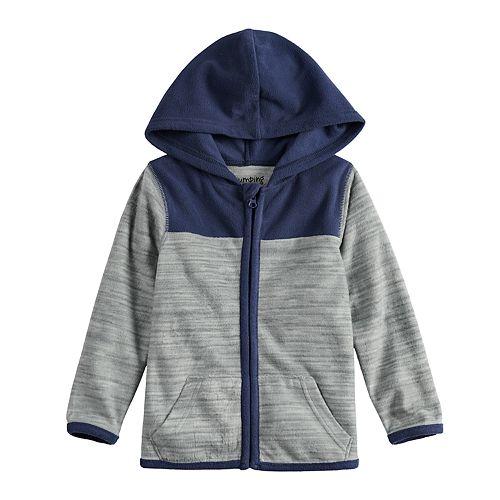 Toddler Boy Jumping Beans® Fleece Zip Hoodie