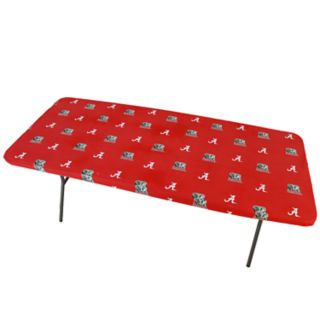 Alabama Crimson Tide 6-Foot Table Cover