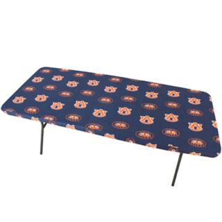 Auburn Tigers 6-Foot Table Cover