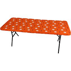 Clemson Tigers 6-Foot Table Cover