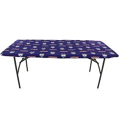 UConn Huskies 6-Foot Table Cover