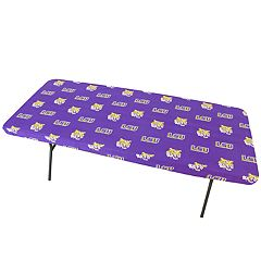 LSU Tigers 6-Foot Table Cover