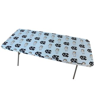 North Carolina Tar Heels 6-Foot Table Cover