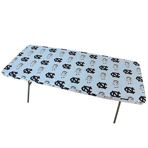 North Carolina Tar Heels 6-Foot Table Cover