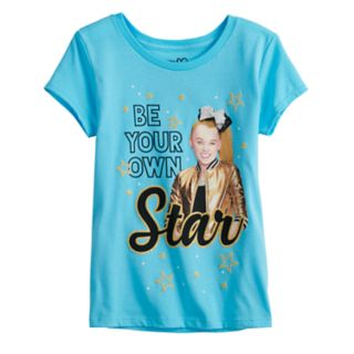 "Girls 7-16 JoJo Siwa ""Own Star"" Graphic Tee"