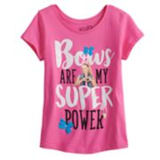 "Girls 7-16 JoJo Siwa ""Bows"" Graphic Tee"