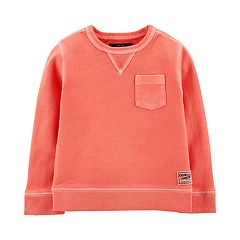 Toddler Boy OshKosh B'gosh® Solid French Terry Top