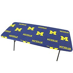 Michigan Wolverines 8-Foot Table Cover
