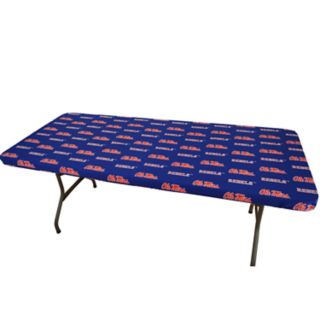 Ole Miss Rebels 8-Foot Table Cover