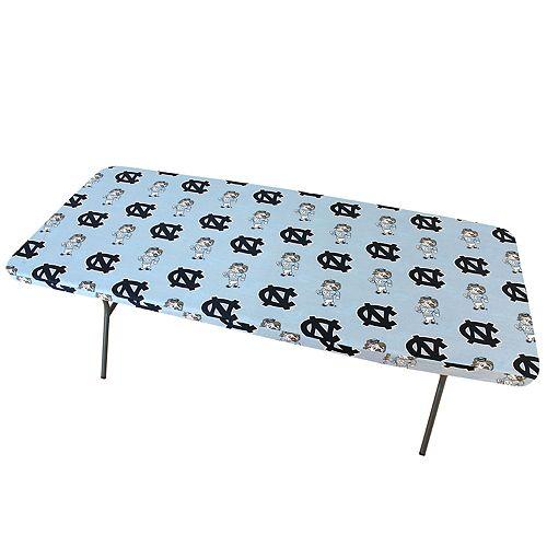 North Carolina Tar Heels 8-Foot Table Cover