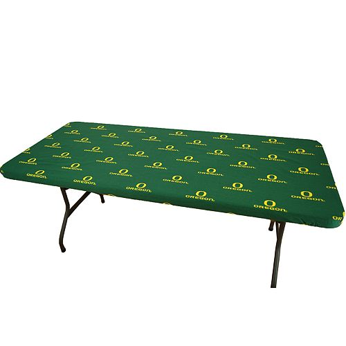 Oregon Ducks 8-Foot Table Cover
