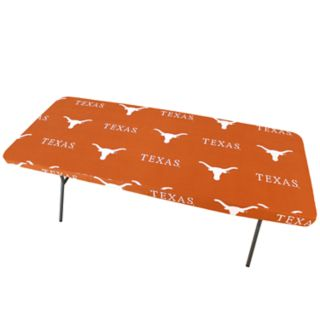 Texas Longhorns 8-Foot Table Cover