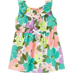 Baby Girl Carter's Floral Dress