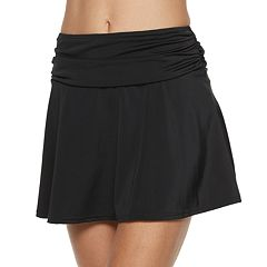 Women's A Shore Fit Hip Minimizer Cover-Up Skirt