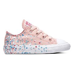 Toddler Girls' Converse Chuck Taylor All Star Birthday Confetti High Top Shoes