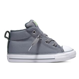 Toddler Boys' Converse Chuck Taylor All Star Street Mid Sneakers
