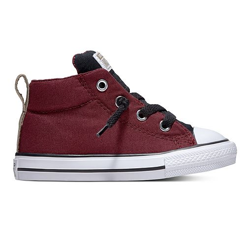594bf4f134c678 Toddler Boys  Converse Chuck Taylor All Star Street Mid Sneakers