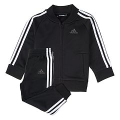 Toddler Boy adidas 2-pc. Home Run Tricot Zip Jacket & Pants Set