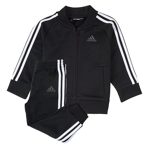 798bcb7fa Toddler Boy adidas 2-pc. Home Run Tricot Zip Jacket   Pants Set