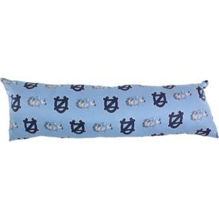 North Carolina Tar Heels Body Pillow