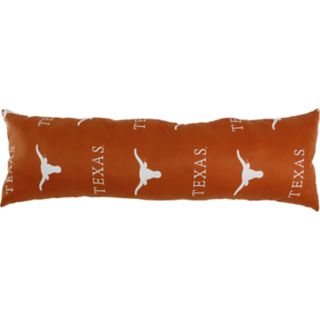 Texas Longhorns Body Pillow