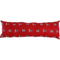 Texas Tech Red Raiders Body Pillow
