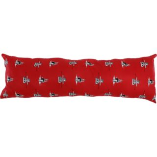 Texas Tech Red Raiders Body Pillow